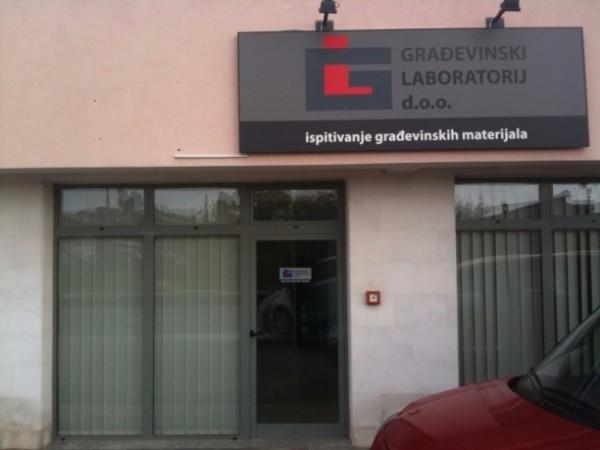 Građevinski laboratorij d.o.o.