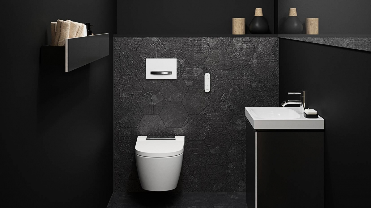 iF Design za Geberit AquaClean Sela