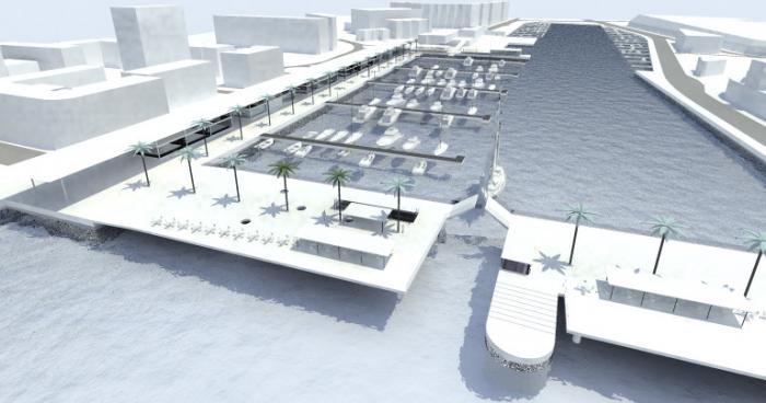 Projekt  pretvaranja Jazina u nautičku marinu