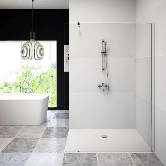 zenith_wall Zenith walk in - paravani za kupaonicu