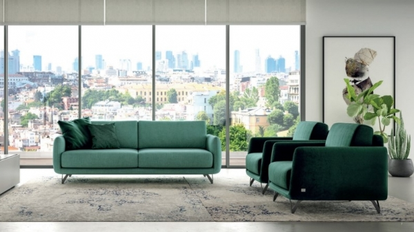 Bristol Doimo Newton - modularna sofa s policom