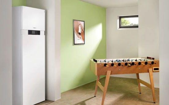 jhgjghjfj Viessmann energetski učinkovita dizalica topline za toplu i higijenski ispravnu vodu