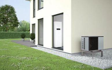 fdhgfhfhjgj Viessmann energetski učinkovita dizalica topline za toplu i higijenski ispravnu vodu