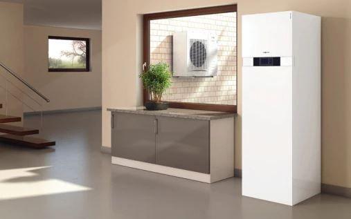 jhjhgkjg Viessmann energetski učinkovita dizalica topline za toplu i higijenski ispravnu vodu