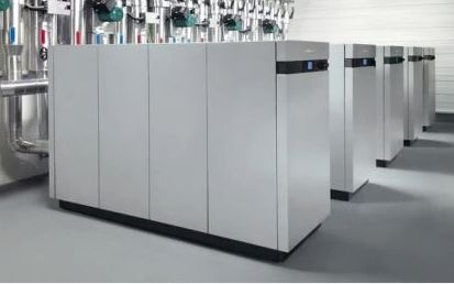 Viessmann_velika_dizalica_topline_rasolina_-_voda_VITOCAL_300-G_PRO Viessmann energetski učinkovita dizalica topline za toplu i higijenski ispravnu vodu