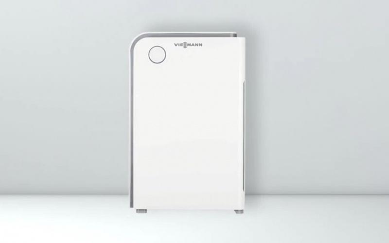 prociscivac Viessmann energetski učinkovita dizalica topline za toplu i higijenski ispravnu vodu