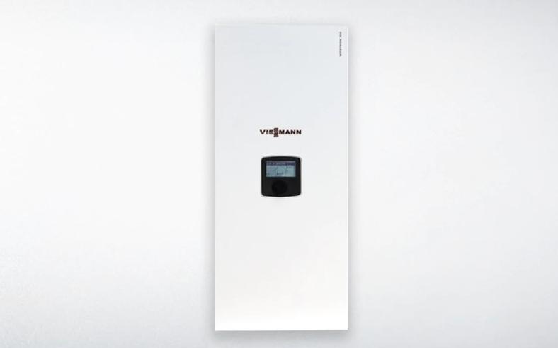 Elektrini_kotao Viessmann energetski učinkovita dizalica topline za toplu i higijenski ispravnu vodu