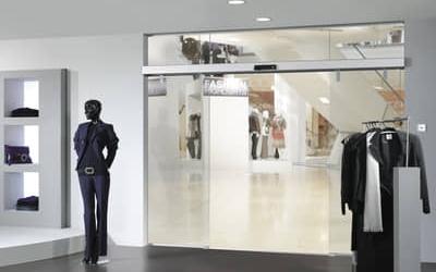 OSTAKLJENA Kvalitetna sobna vrata Hörmann dizajn model