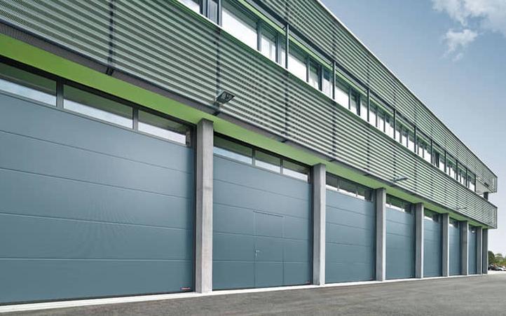 INDUSTRIJSKA Kvalitetna sobna vrata Hörmann dizajn model