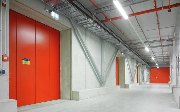 PROTU Kvalitetna sobna vrata Hörmann dizajn model