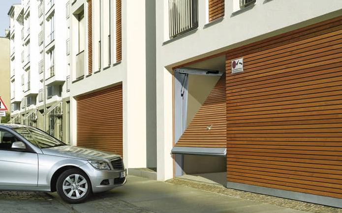 SKUPNO Kvalitetna sobna vrata Hörmann dizajn model