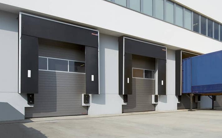 Hormann_vrata_za_pretovar_za_potpunu_zastitu_robe Kvalitetna sobna vrata Hörmann dizajn model