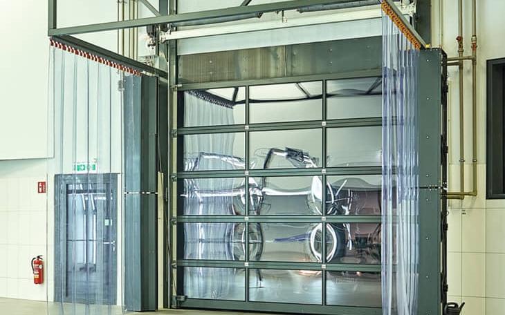 Hormann_trakaste_zavjese_za_minimalni_gubitak_topline Kvalitetna sobna vrata Hörmann dizajn model