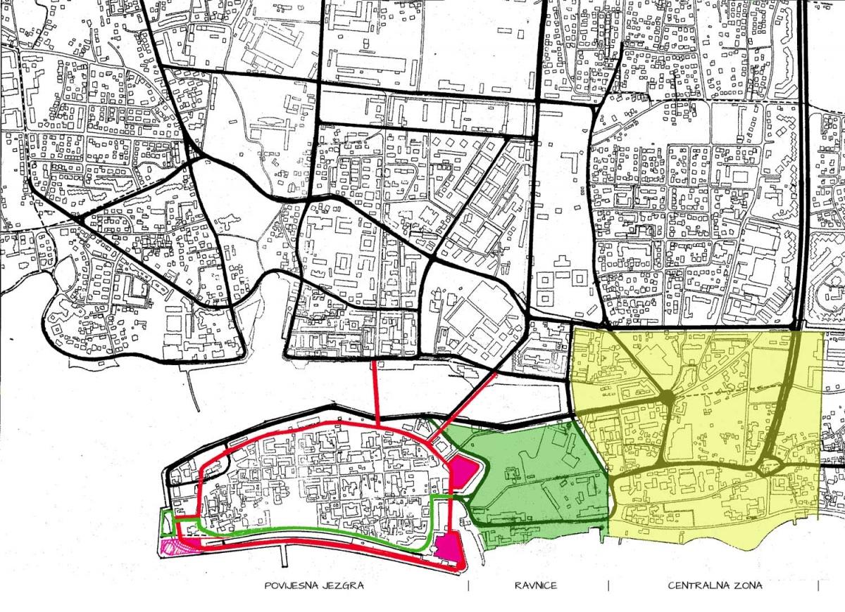 pavlakovic_br_8-01 Urbanistički plan uređenja poluotoka (povijesne jezgre Grada)