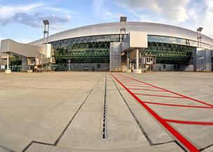 franjo_tudman_reference Arena centar, Zagreb