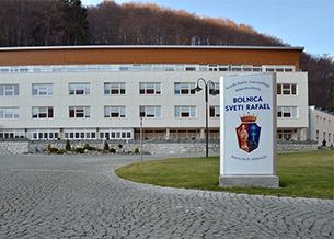 bolnica_sv._rafael_reference Arena centar, Zagreb