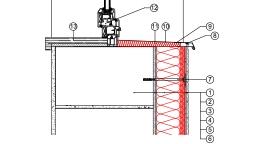 2-1-3 Kontaktne fasade (ETICS) izvedbeni detalj  | Rockwool