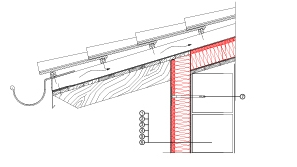 2-1-5 Kontaktne fasade (ETICS) izvedbeni detalj  | Rockwool