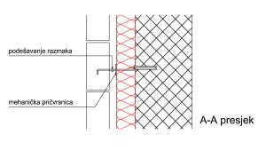 2-2-3 Izvedbeni detalji u gradnji   CAD, PDF